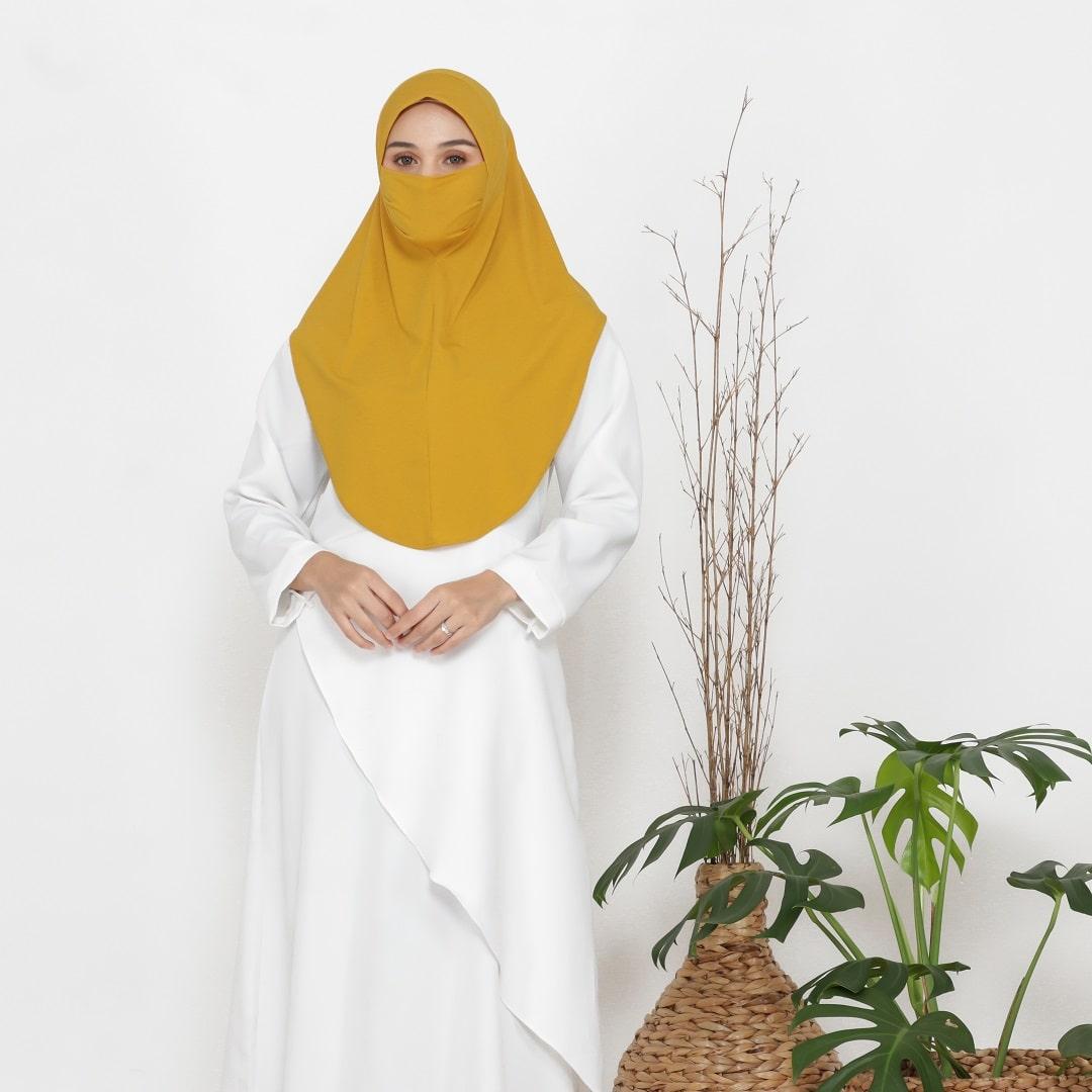 niqab-mustard-min